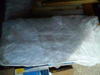 Baby cot mattress 60cm x 120cm