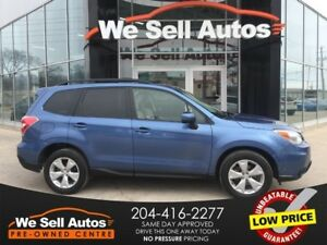 2015 Subaru Forester 2.5I Touring AWD *DUAL MOONROOF *HTD SEATS