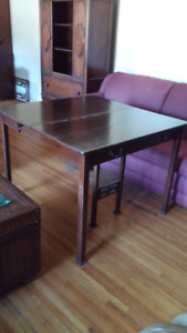 Reduced again! Console to dining table for $150 firm.