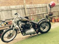 Harley Davidson 1974 Ironhead Sportster