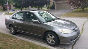 2004 Honda Civic Sedan Si - Certified And E-tested
