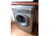 Grey/silver Hotpoint washing machine (collection only)
