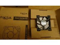 Fractal Silent Series R3 50mm Fan