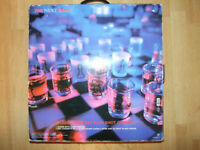 GLASS CHESS SET WITH SHOT GLASSES