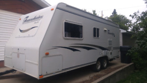 2001 Travelaire AT230 Aerolite Camper