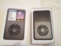 Apple iPod Classic 160GB 7th generation - boxed