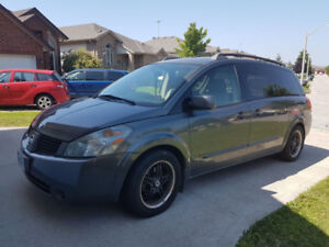 Nissan Quest Minivan, Van - FULL OPTION