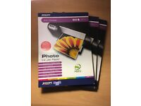 11 Boxes of Photo Paper - A4 Gloss 240gsm