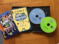 The Sims 2: Double Deluxe PC DVD: 2 DVDs