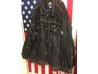 1990s New York hip hop style jacket. (very large)