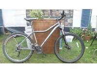 Upgraded Cannondale Hardtail Mtb