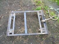 trolley for moving engines ,gearboxes or any heavy objects.