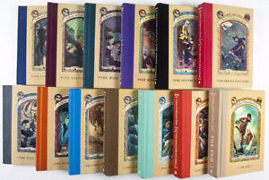 ▀▄▀A Series Of Unfortunate Events:Complete Lemony Snicket Books