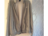 Grey Nike fleece