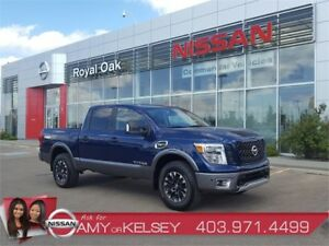 2017 Nissan Titan PRO-4X **SAVE FROM BUYING BRAND NEW**