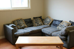 Furnished Queen's Room Available downtown & west campus