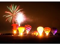 North Weald Fireworks Party November 3rd