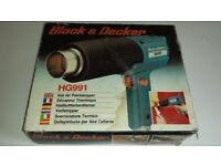 Black and Decker Hot Air Gun.