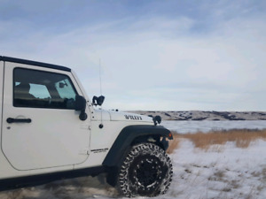 2014 Jeep Wrangler Unlimited  Willys