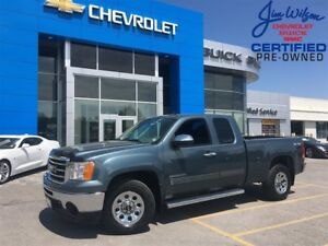 2013 GMC Sierra 1500 SL 4.8L V8 4X4 CHROME APPEARANCE BLUETOOTH!