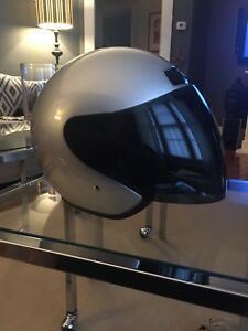 Motorcycle helmet or scooter helmet