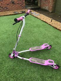 Zip scooter