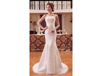 Wedding dress - few left !