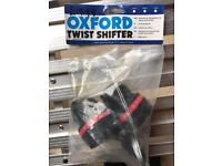 Oxford twist shifter grip shift
