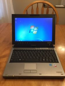 Toshiba Protege Win7 Pro & MS Office