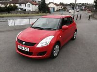 2012 Suzuki Swift 1.2 *LOW MILEAGE*