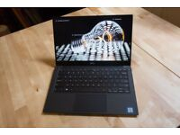 Dell XPS 13 9350 - Core i5- 6200U - 8GB RAM - 256 GB SSD -Touch screen - QHD+