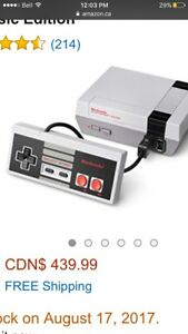 Nintendo nes classic for sale!!! Great deal