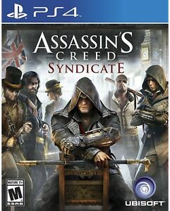 Looking for Assassin's Creed Syndicate for PS4
