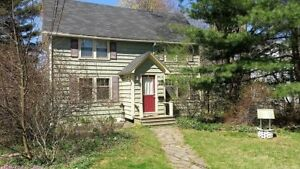 3 bdrm house for rent in downtown Wolfville