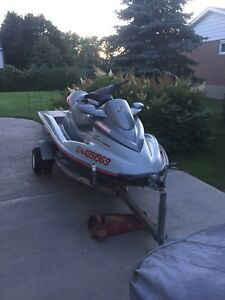 RX951 SEADOO with trailer