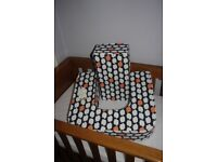 Breast feeding cushion for twins - as new