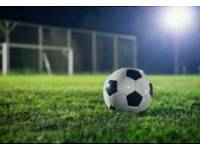 Westcliff 5 a side football team kick around beer social