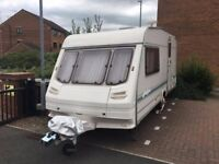 1999 Sterling Europa 460NT 2 berth Touring Caravan-Full accessories included-NO DAMP LOVELYcondition