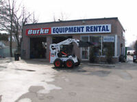 HIRING - Burke Equipment Rental