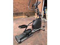 Horizon Elite E408i elliptical trainer.