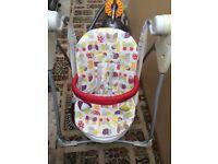 Baby seat Graco swing