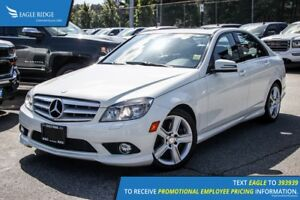 2010 Mercedes-Benz C-Class Sunroof and Heated Seats