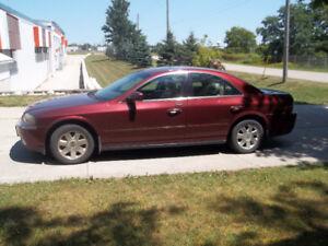 2003 Lincoln LS Sedan