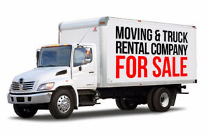 Vancouver Truck Rental & Moving Company For Sale-295 Terminal