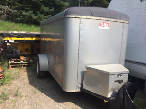 Cargo Trailer Good Condition