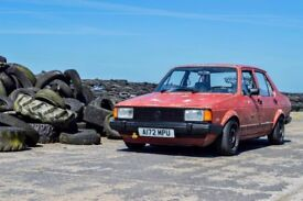 Mk1 Vw Jetta 1983 (Rat, Hotrod, Sleeper) Not Golf/Caddy