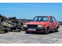 Mk1 Vw Jetta 1983 (Rat, Hotrod, Sleeper) Not Golf/Caddy