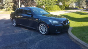 2008 BMW 535XI M Sport Package w/technology, heads up display