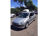 Peugeot 206 2001 84,000 Miles Drives Very Well Good Reliable Car
