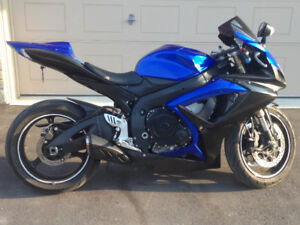 07 GSXR for sale - lady rider